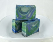 Black Raspberry Vanilla Soap-handmade cold process soap