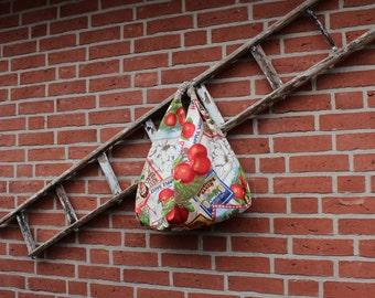 Origami bag market bag shoulder bag #tote bag