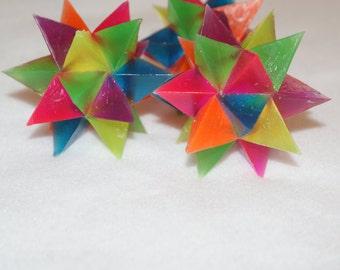 "Light up Star Toy 2.5"""