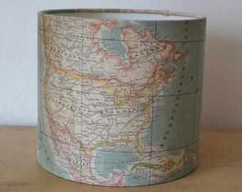 Atlas 20cm Drum Lampshade