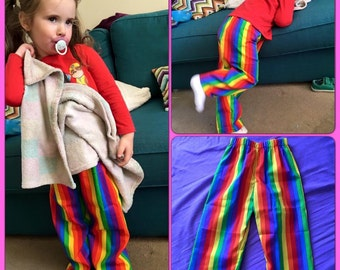 Cotton play trousers