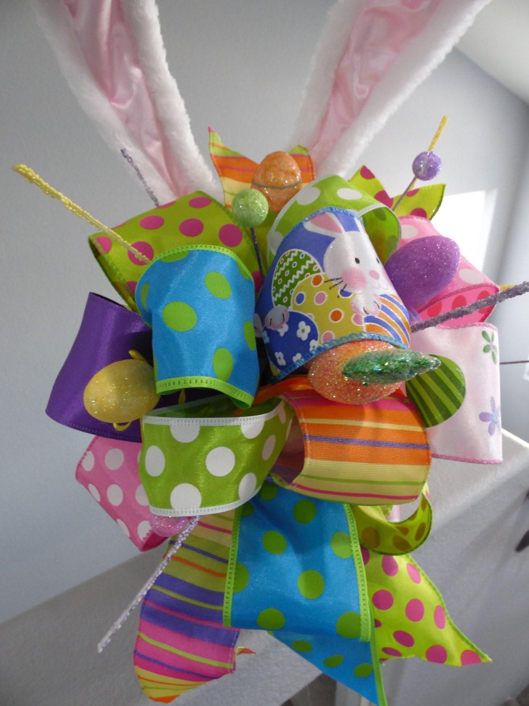 Eastern Egg Lantern Centerpiece Easter Bunny By SwaymeVegas