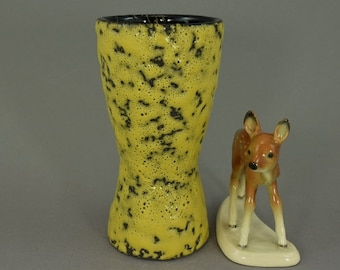 Vintage vase / Scheurich / 244 17   West Germany   WGP   60s