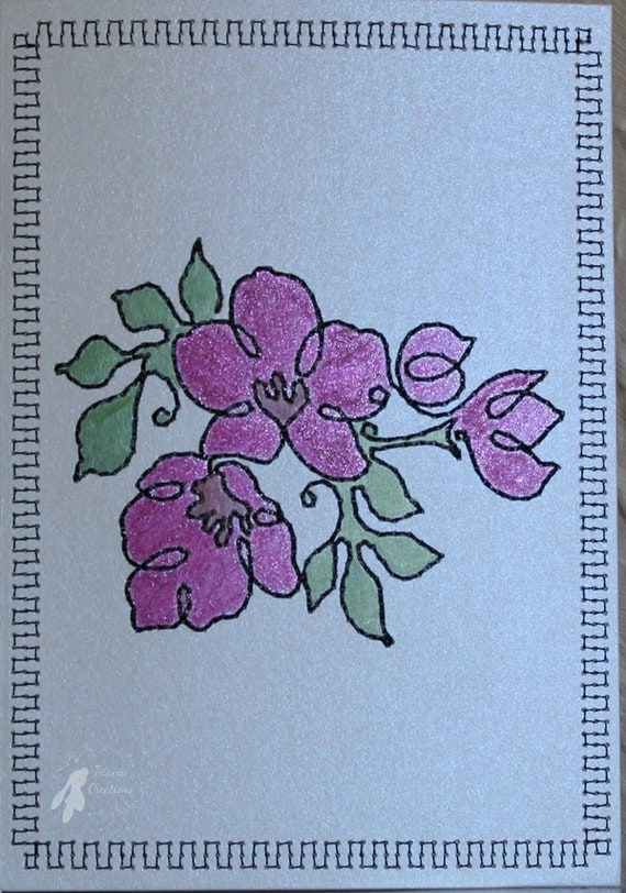 machine embroidery designs for card stock