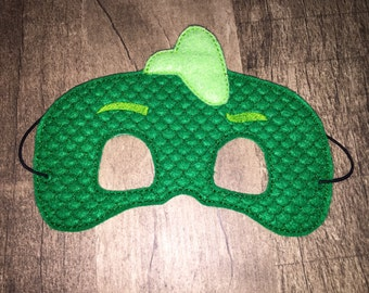 PJ Gecko Mask for Kids Dress Up, Costume, Pretend Play