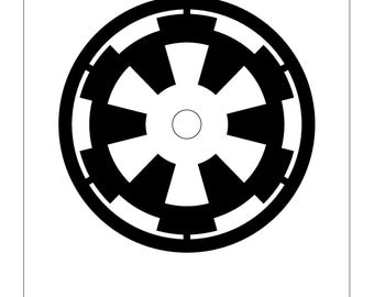 Galactic Empire Helmet Stand