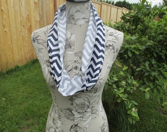 sale Reversable Women's Infinity Scarf, Circle Scarf, Loop Scarf, Women's Fashion Accessories,Scarf