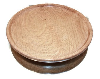 English Oak Handmade Wooden Bowl. Made from English Oak wood. Great for snacks, trinkets, jewellery, coins, nuts etc. Ideal gift.