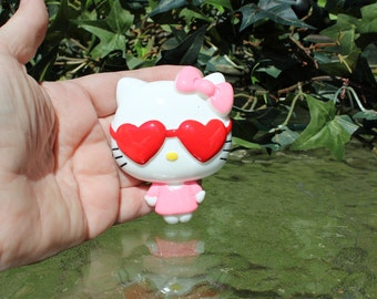 "3D Kawaii Hello Kitty ""All Hearts 4 You"""