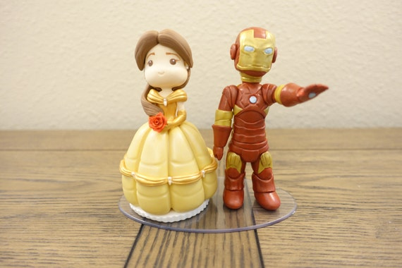 iron man wedding cake topper and iron cake topper 16492
