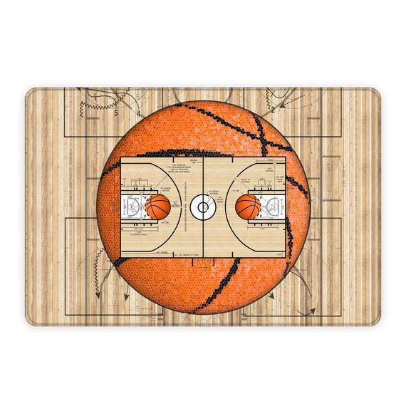Basketball Court Area Rug Basketball Plush Rug Sports Area