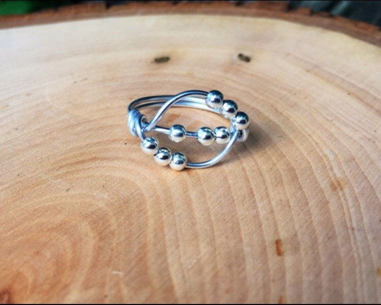 Spinner Ring Worry Ring Anxiety Ring Stress Ring
