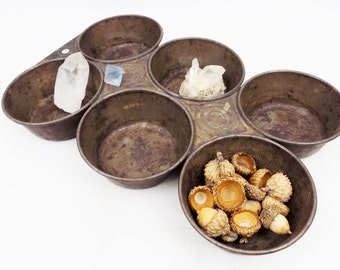 Vintage Muffin Tins Etsy