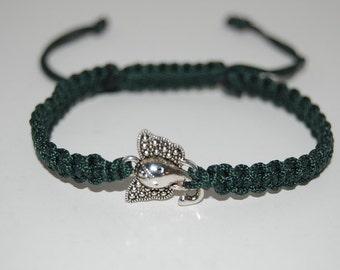 Elephant Bracelet,Hemp Bracelet,Macrame Bracelet,Shamballa,Adjustable Drawstring,Man,Woman,Yoga,Protection,Meditation