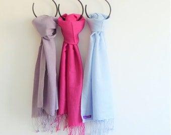 Cashmere Silk Pashmina SCARF
