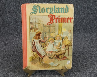 Storyland Primer (Collected Stories), C. 1903