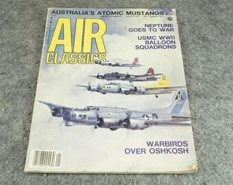 Air Classics Magazine Volume 18\, Number 1 January 1982