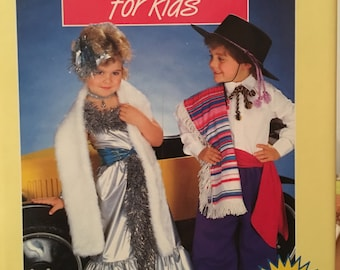 Party Costumes for Kids by craft genius Jean Greenhowe