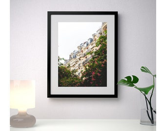 Paris In Summer -- Photography Print