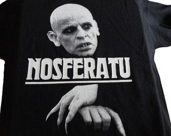 Nosferatu T-Shirt Unisex Adults Klaus Kinski Werner Herzog Phantom der Nacht