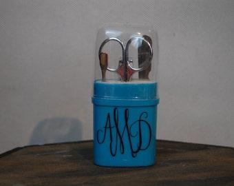 Personalized nail set