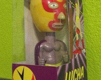 Lucha Libe - El Jefe!