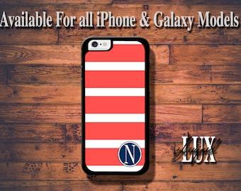 iPhone 6 Case/ Monogram Chevron iPhone 6 Plus Case/ Grey Chevron iPhone 5/5S Case/ Monogram iPhone 4/4s Case