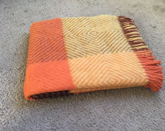 Fine cotton blanket throw, Thick and luxurious, Christmas gift