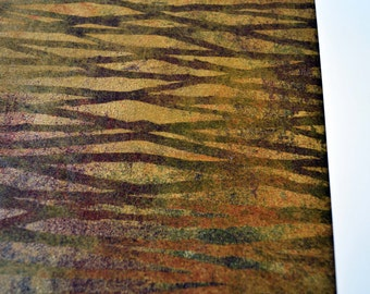 Stonehenge-Woodlands 39080 by Linda Ludovico for Northcott. brown background with brown branches.