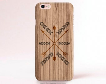 Arrow iPhone 6s case wood iPhone 6 case Tribal Samsung Galaxy S6 Case  Samsung S5 Case wood iPhone 6s Plus Case Note 4 Case iPhone 7 Cover