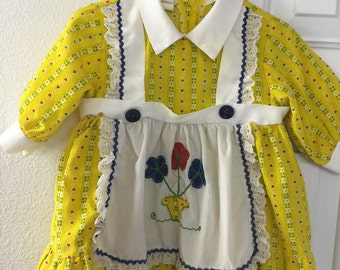 Vintage Baby Girl Dress