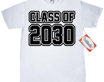 Class of 2030 T-Shirt by Inktastic