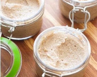 Almond Brown Sugar Scrub