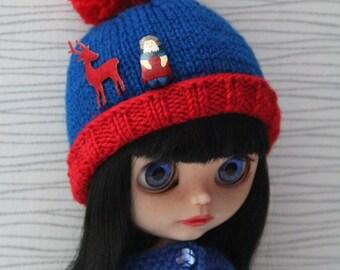 Garment/Cap/Hat for Blythe, Pullip, Tangkou doll/dolls