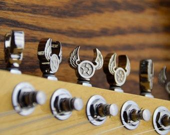Guitar tuning peg custom