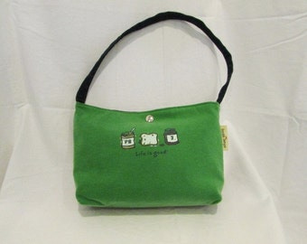 Upcycled Handbag