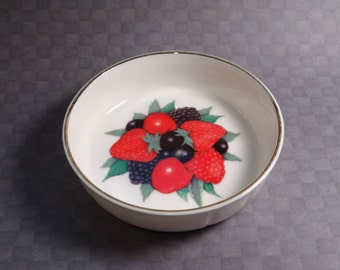 Cute Harrod's Berry-Design Dish / Candy Dish