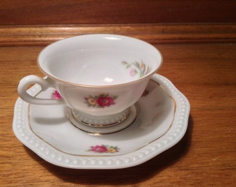 Rosenthal Bavaria teacup and saucer