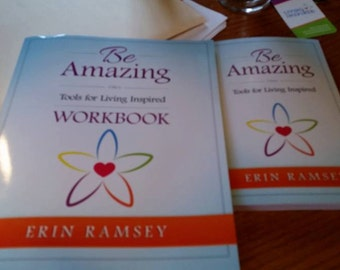 Be Amazing Workbook
