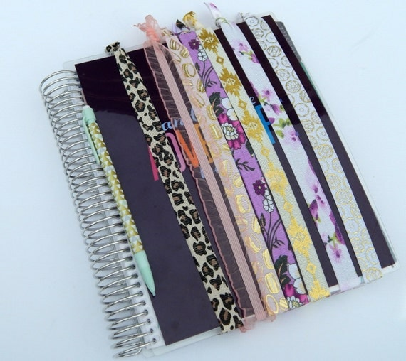 Headband planner band planner accessories eclp by for Happy planner accessories