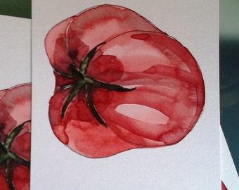 "Post card ""Tomatoe"""