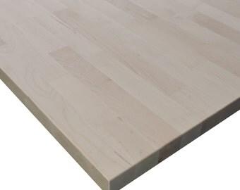 "6/4"" (1.5"") X 30"" X 36"" Birch Edge-Glued panel"