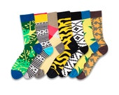 Yucatan 7 pairs Sock Set for Women. Free worldwide delivery