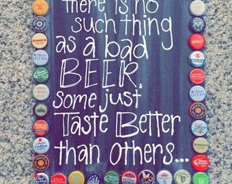 Beer sign, beer lovers