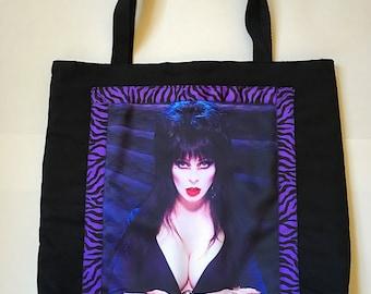Elvira Mistress of Darkness Tote Bag Purse