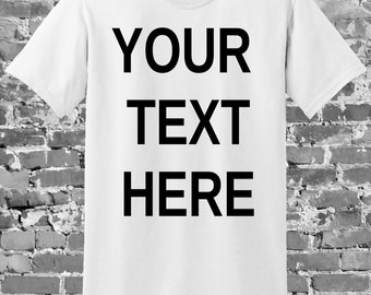 Personalized t shirt   Etsy