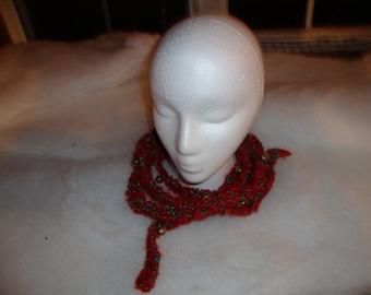 Decorative scarf