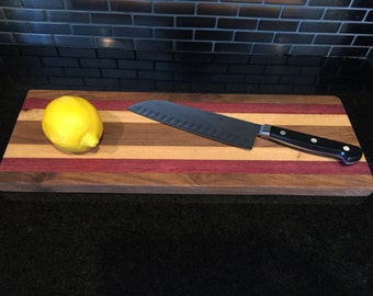 Handmade Cutting/Chopping board,  Cheese/Bread  Board, Exotic Wood