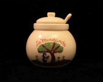 Sugar Bowl, Jelly Dish Vintage 1984 Sugar Dish Gallery Originals Porcelain!