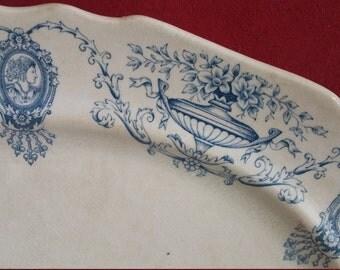 Large Vintage Platter